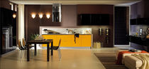 contemporary laminate kitchen SOLE Arrex