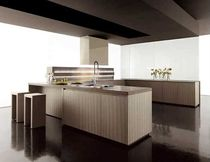 contemporary laminate kitchen GLASs Zampieri Cucine