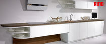 contemporary laminate kitchen ALNOMARECUCINA ALNO