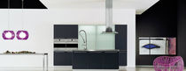 contemporary laminate / stainless steel kitchen ELEMENTS: WATER BRAVO