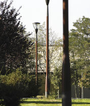 contemporary lamp post METROLAM 4,5M AUBRILAM