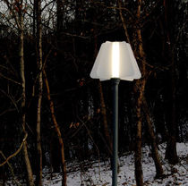 contemporary lamp post (fluorescent lamps) SHINING Rayhouse