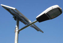 contemporary lamp post (solar) KFV2 Thermo Solar