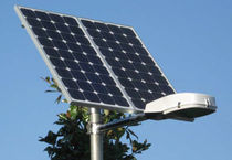contemporary lamp post (solar) KFV2_80T/L2712PC Thermo Solar