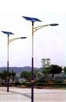 contemporary lamp post (solar) NESL-SSL002 CHANGZHOU NESL SOLARTECH