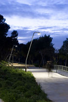 contemporary lamp post FAF by Joan Forgas Alis