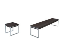 contemporary leather bench 83MEUBEN07 Fusiontables