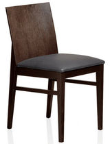 contemporary leather chair 326 PSM
