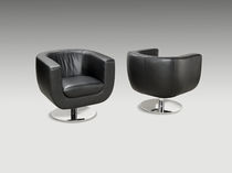 contemporary leather chair MODEL AC24 V.S.O.P Planum, Inc.