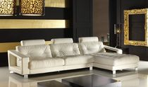 contemporary leather corner sofa FUSION GRUPO PIEL CONFORT / SIEXTTA
