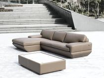 contemporary leather modular sofa 0136 PERINI Planum, Inc.