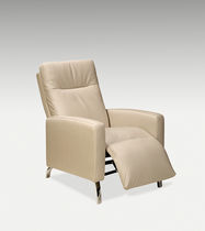contemporary leather recliner armchair MODEL 2550 HELENA Planum, Inc.