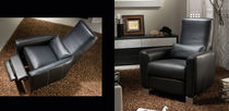 contemporary leather recliner armchair ARCO JUANES