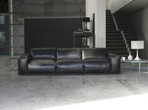 contemporary leather sofa NEWLAND Alberta