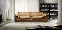 contemporary leather sofa BLUES Cava