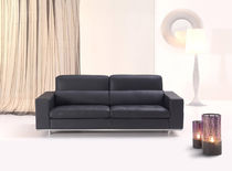contemporary leather sofa PLANET GRUPO PIEL CONFORT / SIEXTTA