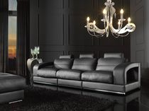 contemporary leather sofa LIVING  GRUPO PIEL CONFORT / SIEXTTA