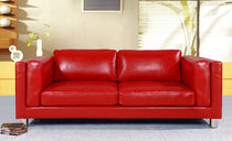 contemporary leather sofa LGF04 Legends Trading CO.Ltd