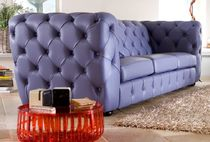 contemporary leather sofa HERMITAGE IDP