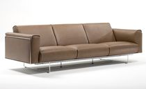 contemporary leather sofa THEODOR by T. Wise MATTEOGRASSI