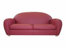 contemporary leather sofa New Collector 2 places Sopyram