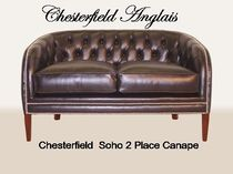 contemporary leather sofa SOHO Chesterfield Anglais