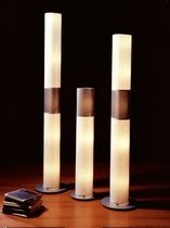 contemporary light column CARA F by Danilo Premoli Monnalisa