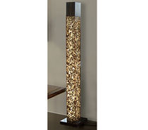 contemporary light column AUREO LAVAMAR