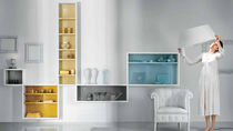 contemporary living room wall unit 30MM  LAGO
