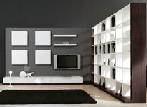 contemporary living room wall unit LIVING 026 Clever