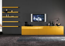 contemporary living room wall unit LIVING 034 Clever
