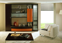contemporary living room wall unit BOLERO FRATELLI ROSSETTO