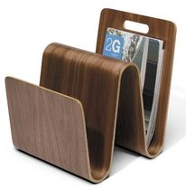 contemporary magazine rack W by Eric Pfeiffer Offi