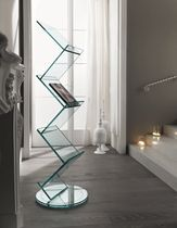 contemporary magazine rack shelf ALBERO by Isao Hosoe TONELLI Design