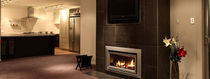 contemporary mantel for built-in fireplace VELO Escea Ltd