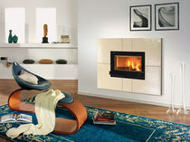 contemporary mantel for built-in fireplace (ceramic) INFINITY EDGE Nordica