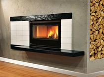 contemporary mantel for built-in fireplace (ceramic) INFINITY BRICK Nordica