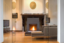 contemporary mantel for fireplace SF1 Stûv