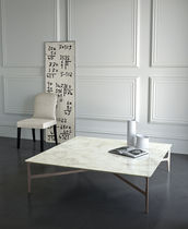 contemporary marble coffee table DUPRÈ by Roberto Lazzeroni  Casamilano