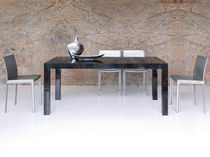 contemporary marble table MIKE unico italia