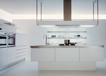 contemporary matt lacquer kitchen LUCE! by Giancarlo Vegni  EFFETI INDUSTRIE