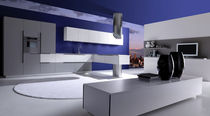 contemporary matt lacquer kitchen SEGNO by Giancarlo Vegni EFFETI INDUSTRIE