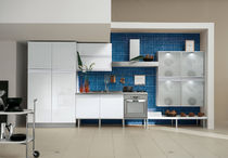 contemporary matt lacquer kitchen OPERA Corazzin Group - Contract & hotel