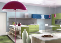 contemporary melamine kitchen CRONOS Corazzin Group - Contract & hotel