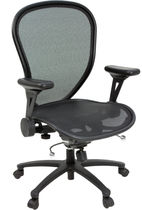 contemporary mesh office armchair ALLURE 5500 Regency, Inc.