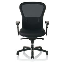 contemporary mesh office armchair ALLUDE KI