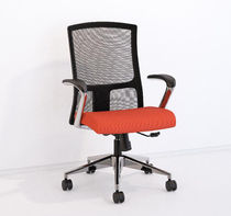 contemporary mesh office armchair FIRE WHITEHALL FURNITURE