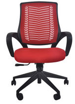 contemporary mesh office armchair POP eoc