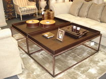 contemporary metal coffee table AP-125-L02 Signature Home Collection