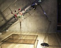contemporary metal floor lamp (adjustable arm)  DIMCO PLC (ONE Light)